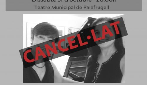 recital lied cancel·lat