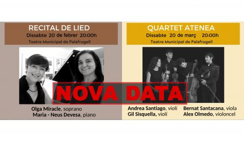 Nova data concerts cancel·lats